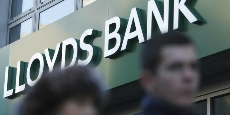 Hausse du bénéfice de Lloyds qui envisage de verser un dividende
