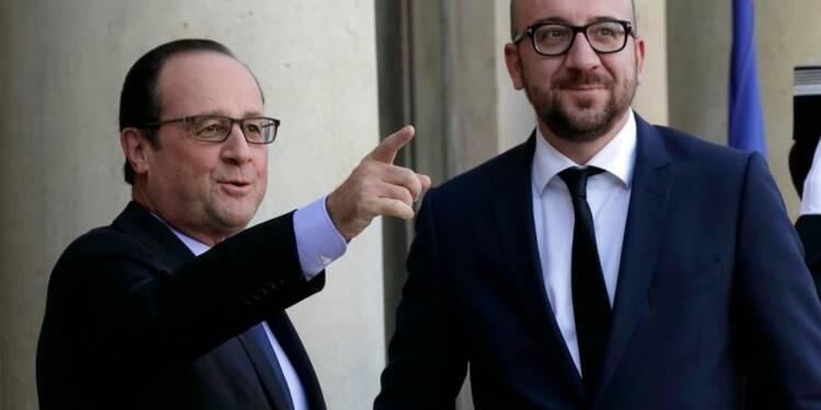 France et Belgique renforcent leur lutte contre les djihadistes