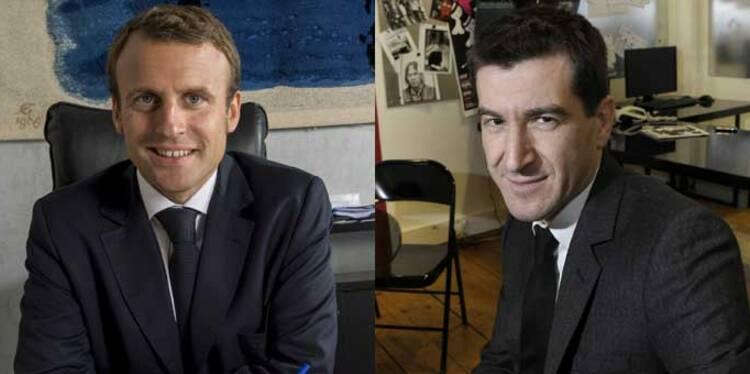 Emmanuel Macron - Matthieu Pigasse : guerre froide entre les banquiers roses