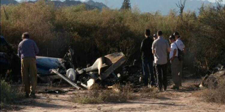 Enquête en Argentine sur les lieux de l'accident d'hélicoptère