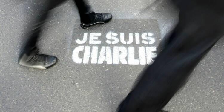 """Le slogan """"Je suis Charlie"""" ne sera pas enregistré comme marque"""