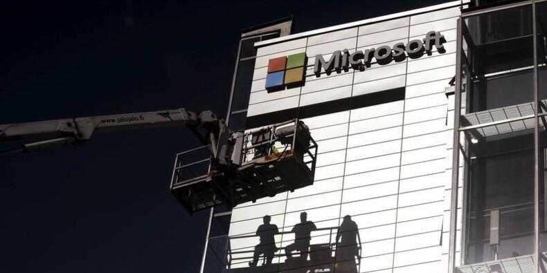 Nokia pèse sur le bénéfice trimestriel de Microsoft