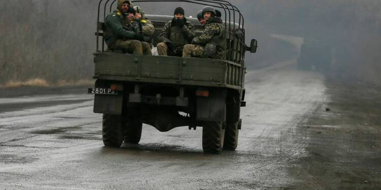 François Hollande exige que l'accord de Minsk soit respecté