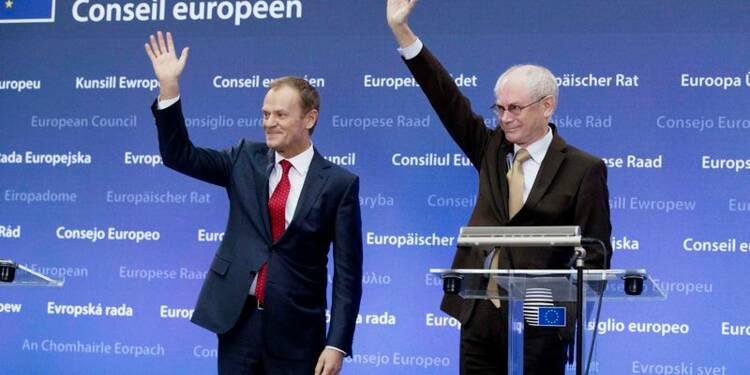 Donald Tusk prend ses fonctions de président du Conseil européen
