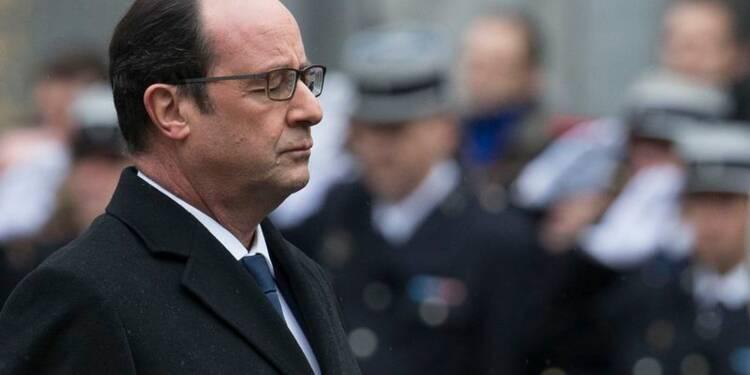 François Hollande se veut à la hauteur d'un pays qui a changé