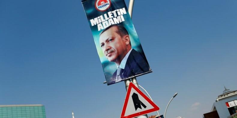 Erdogan, premier président turc élu au suffrage universel