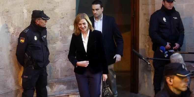 L'infante d'Espagne Cristina sera jugée pour fraude fiscale