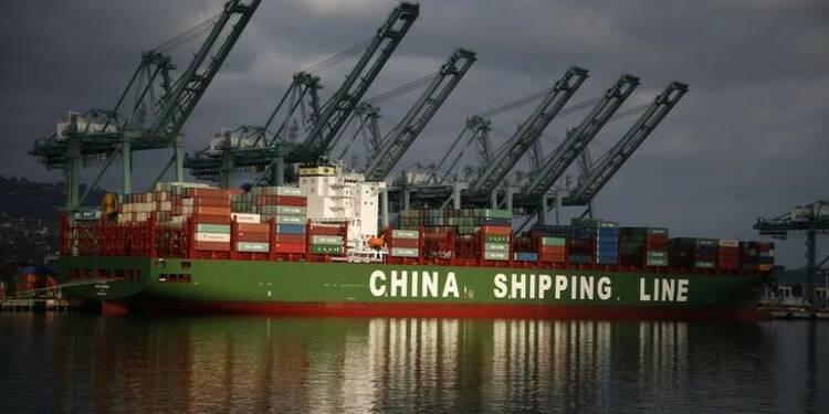 L'excédent commercial chinois atteint 31 milliards de dollars