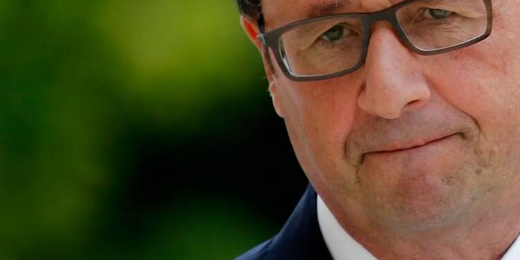 La cote de confiance de Hollande à 13%, un plus bas historique