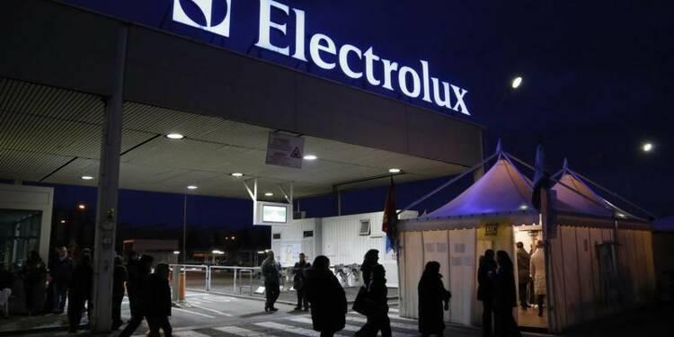 Electrolux discute du rachat de l'électroménager de GE