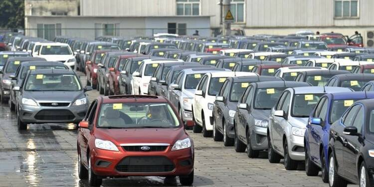 Les ventes de Ford en Chine en hausse de 19% sur un an