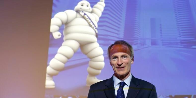 Michelin améliore sa rentabilité malgré un recul des ventes au premier semestre