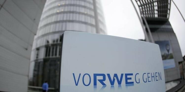 Berlin autorise la vente d'une filiale de RWE à un Russe