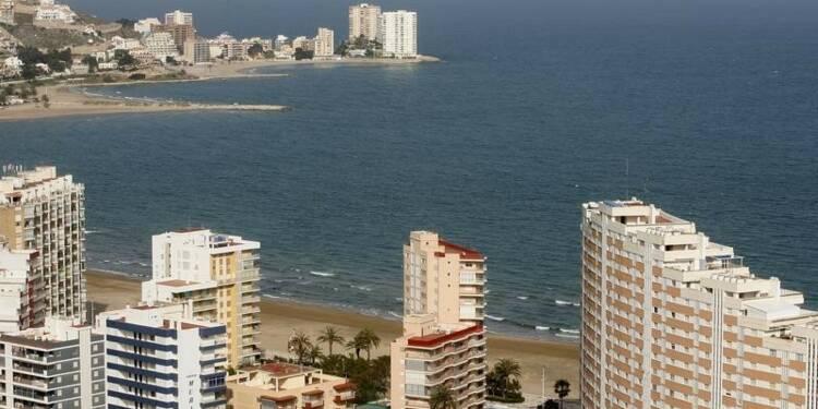 Première hausse des prix de l'immobilier en six ans en Espagne