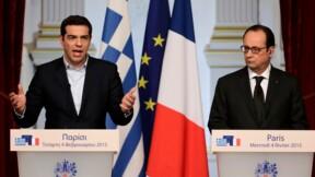 Tsipras demande l'aide de Paris pour rendre sa dette viable