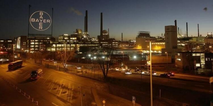 Le secteur chimique allemand abaisse sa prévision pour 2014