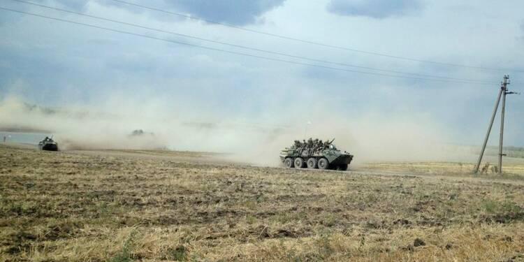 Mise en garde française contre une présence russe en Ukraine