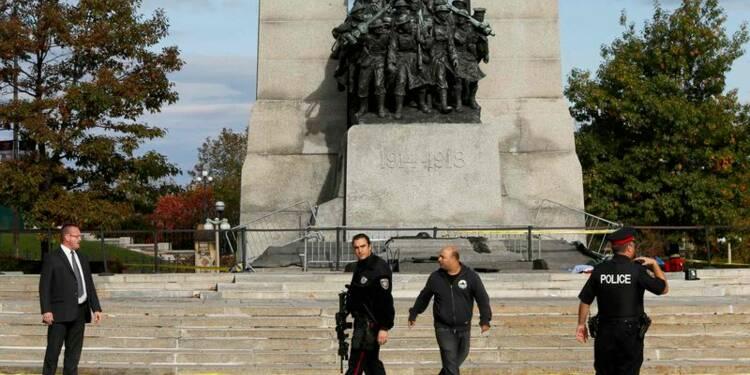 Un soldat et un suspect tués dans deux fusillades à Ottawa