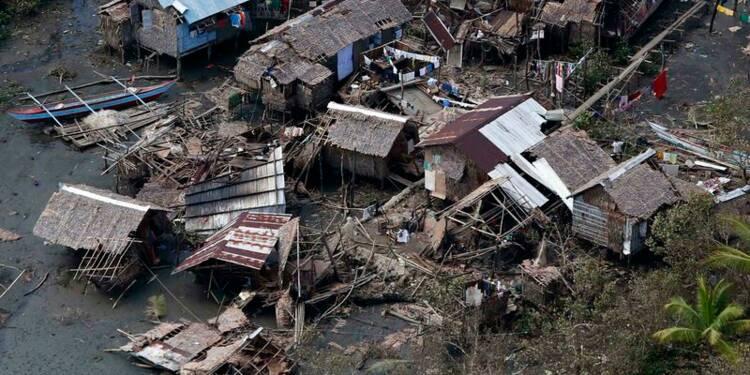 Hagupit faiblit, les secours s'organisent aux Philippines