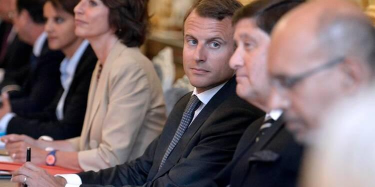 """""""On ne joue pas individuel"""", dit Hollande à ses ministres"""