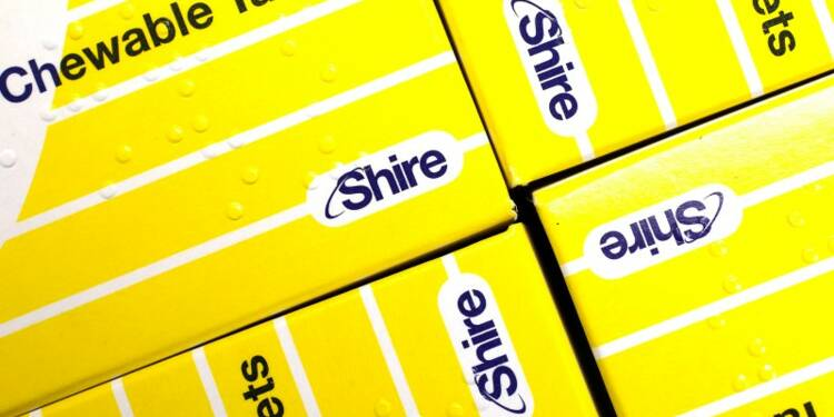 Shire acquiert NPS Pharma pour 5,2 milliards de dollars