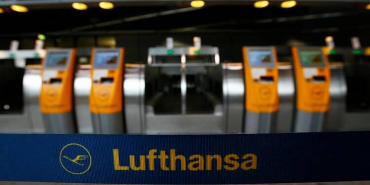 Grève des pilotes de la Lufthansa lundi et mardi