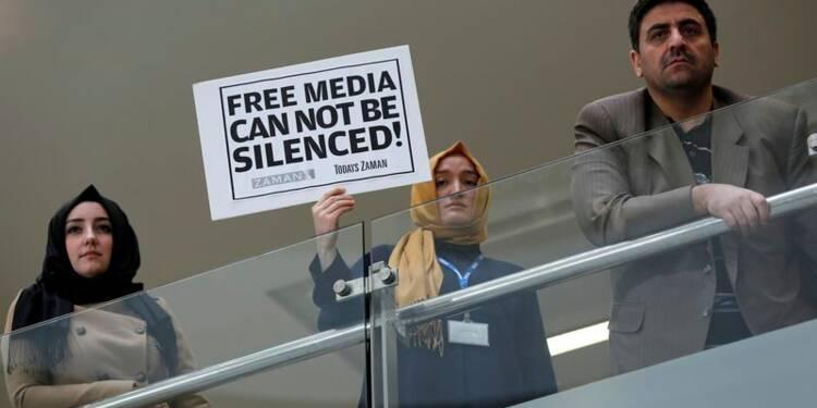 Série d'interpellations dans des médias turcs d'opposition