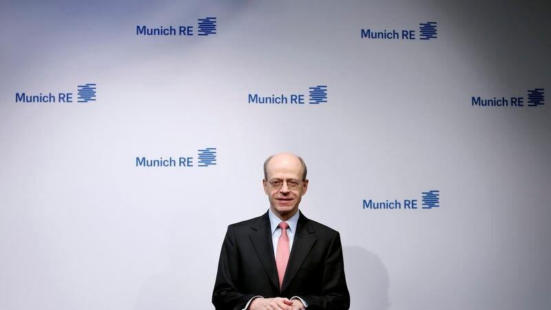 Munich Re va racheter pour un milliard d'euros de ses actions