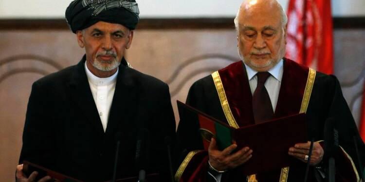 L'Afghanistan change de président