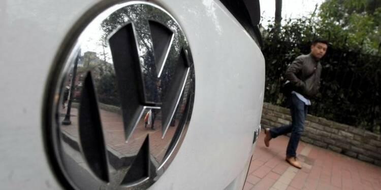 Nouveaux soupçons sur une coentreprise chinoise de Volkswagen