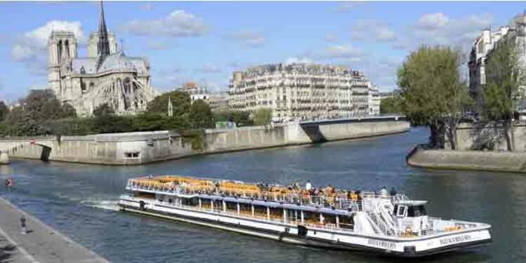 Croisières sur la Seine : le business florissant des bateaux parisiens