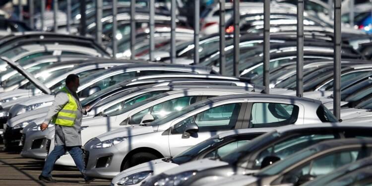 Coup de froid sur les ventes d'automobiles en juillet