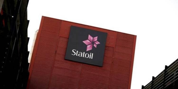 Statoil présente un bénéfice nettement inférieur aux attentes