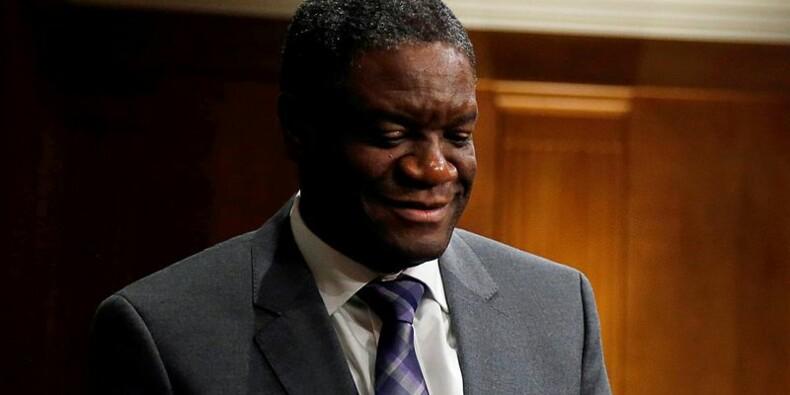 Le prix Sakharov 2014 au gynécologue congolais Denis Mukwege