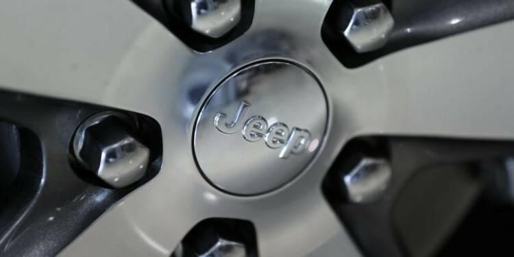 Chrysler rappelle des anciens modèles de Jeep