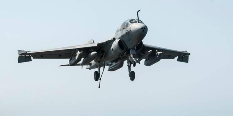 Nouveaux raids aériens contre l'EI en Syrie