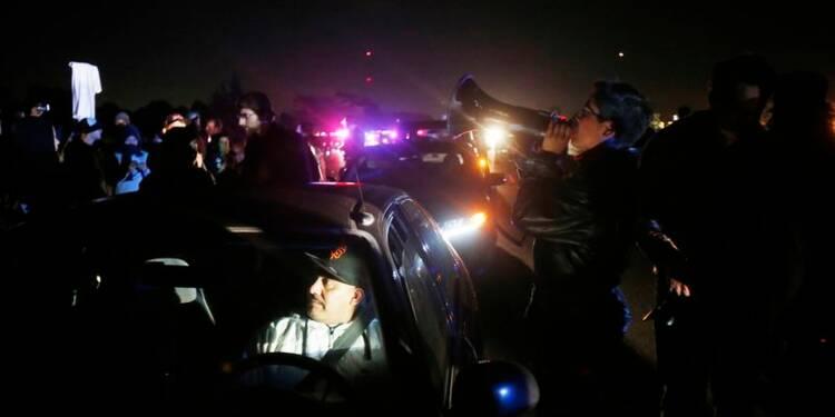 Plus de 150 manifestants arrêtés en Californie