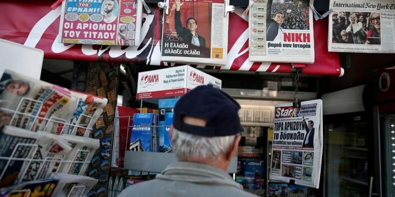 La Grèce se dote d'un gouvernement anti-austérité
