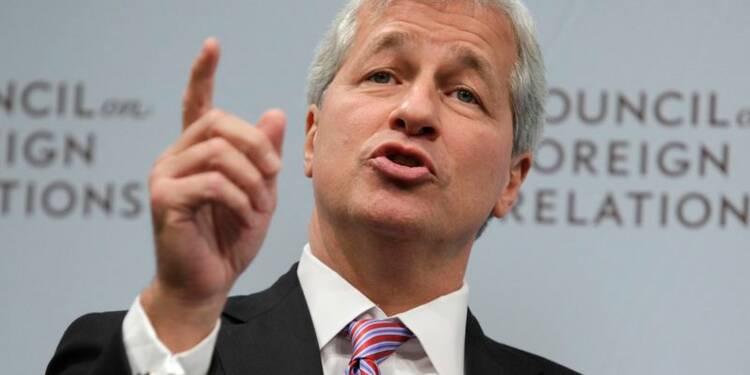 JPMorgan pénalisé par les litiges et provisions