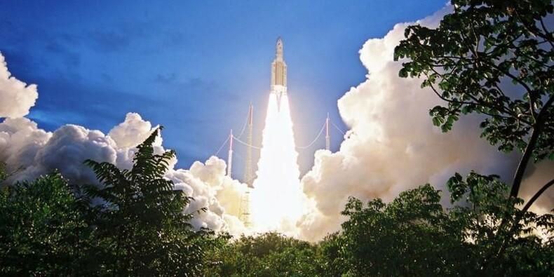 Quatrième mission de l'année réussie pour Ariane 5