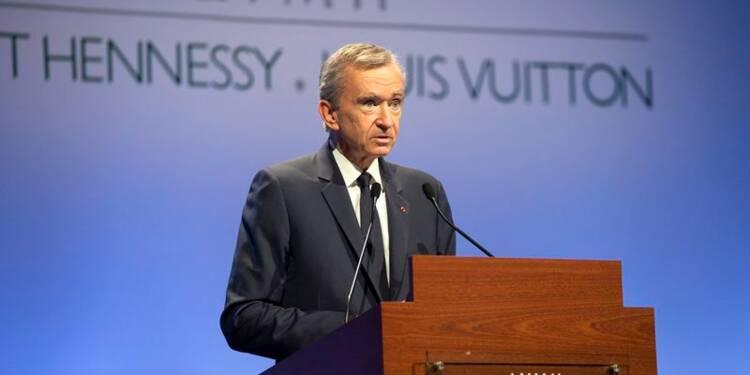 La rentabilité de LVMH a reculé en 2014, sauf pour Vuitton