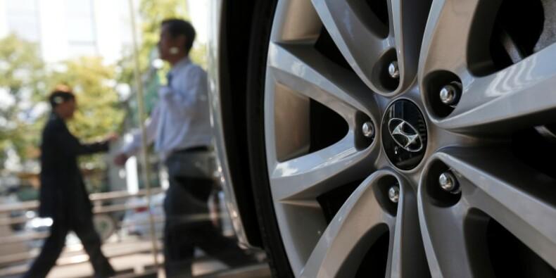 Hyundai Motor Group investira 62 milliards d'euros d'ici 2018