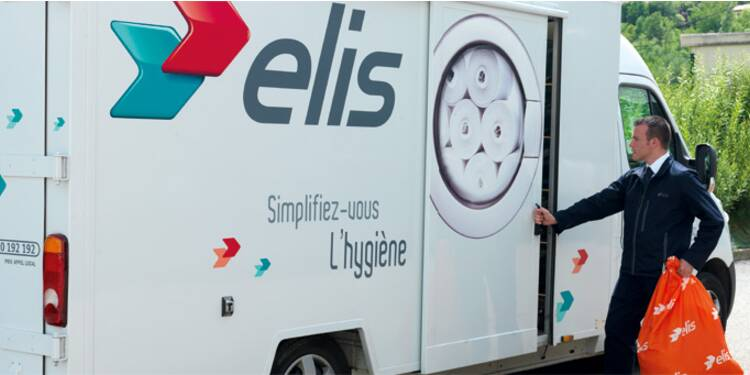Introduction en Bourse réussie pour la blanchisserie Elis
