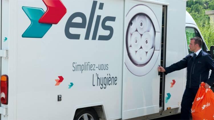 Introduction en Bourse réussie pour la blanchisserie Elis