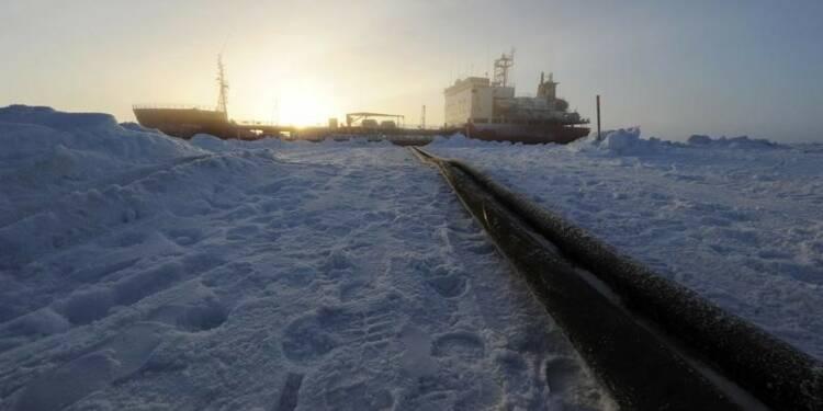 Rosneft annonce une découverte avec Exxon dans l'Arctique