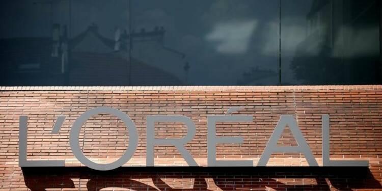 L'Oréal sauve son année 2014
