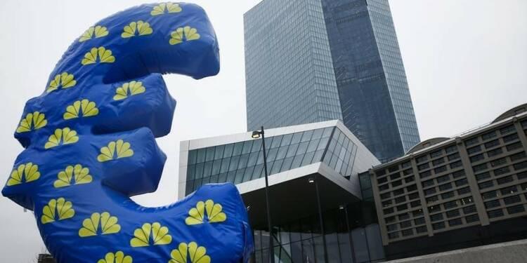 La BCE prolongera ses rachats de dettes si nécessaire