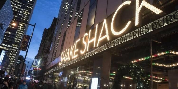 Forte demande pour l'entrée en Bourse de Shake Shack