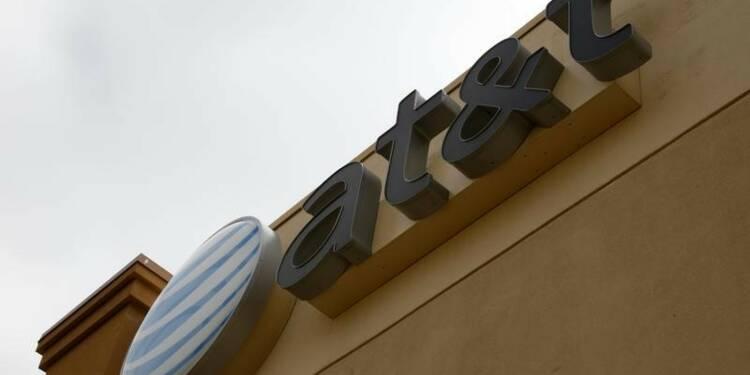 AT&T fait moins bien que prévu au 2e trimestre