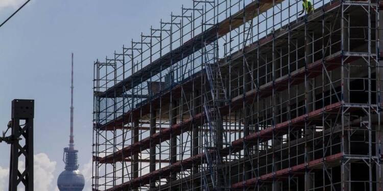 Pas ou peu d'amélioration de l'économie allemande au 3e trimestre